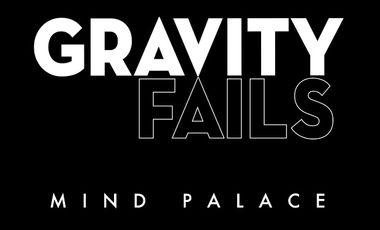 Visueel van project GRAVITY FAILS - 1er Album