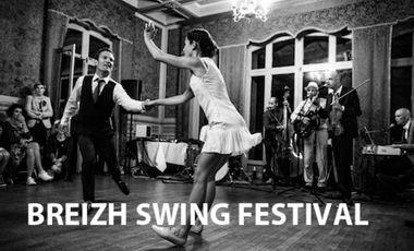 Visueel van project Breizh Swing Festival : danse et musique swing au Guilvinec