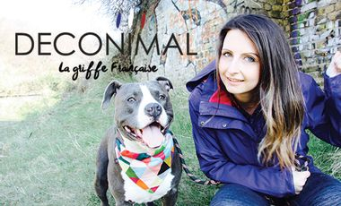 Visuel du projet Deconimal - La griffe Française : Couchages et Accessoires pour chiens et chats