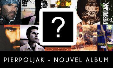 Project visual Participez au prochain album de Pierpoljak