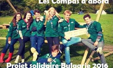 Project visual Projet Solidaire Bulgarie