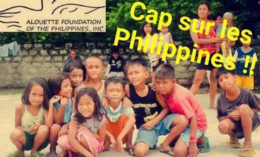 Visuel du projet Cap sur les Philippines !!