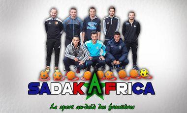 Project visual SadaKafrica, le sport au delà des frontières