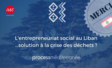Visuel du projet Webdoc – L'entrepreneuriat social peut-il répondre à  la crise des déchets au Liban?
