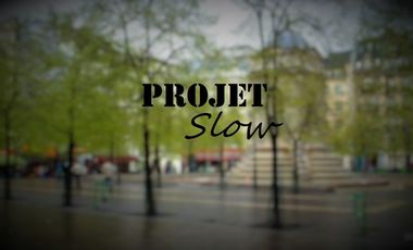 Visueel van project Projet Slow