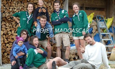 Visuel du projet Projet Solidaire Madagascar