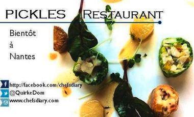 Visueel van project Restaurant Pickles à Nantes