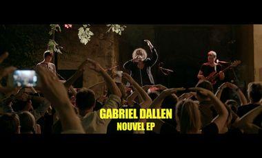 Visueel van project Hello my name is Gabriel Dallen [Nouvel EP]