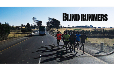 Project visual Blind Runners