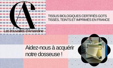 Project visual Tissus bio certifiés GOTS fabriqués en France