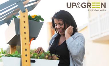 Visuel du projet Un mobilier modulable pour jardiner chez soi !