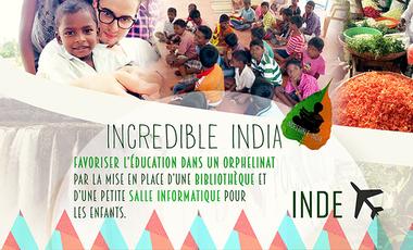 Project visual Incredible India