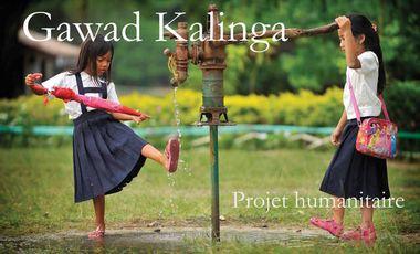 Visueel van project Gawad Kalinga : Projet humanitaire