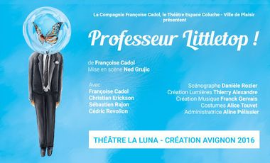 Project visual Professeur Littletop !