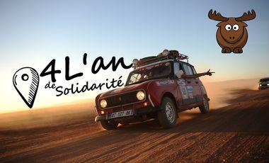 Project visual 4L'an de solidarité