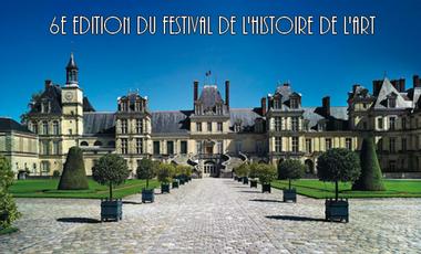 Visueel van project Soutenez le Festival de l'Histoire de l'Art de Fontainebleau
