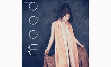 """Project visual Premier album de la chanteuse m o o d  """"d o  o m"""""""
