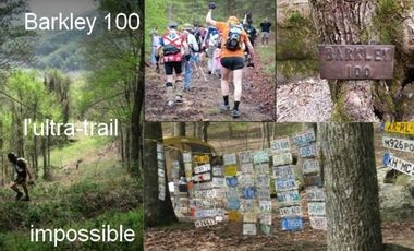 Visueel van project Barkley 100 l'ultra-trail impossible