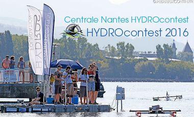 Project visual Centrale Nantes HYDROcontest 2016 - Construire les bateaux de demain