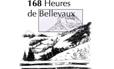 Project visual Festival Des 168 Heures de Bellevaux