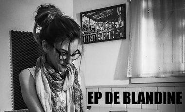 Visueel van project MINI-ALBUM DE BLANDINE