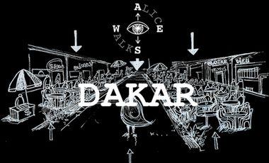 Visuel du projet Alice Walks in DAKAR