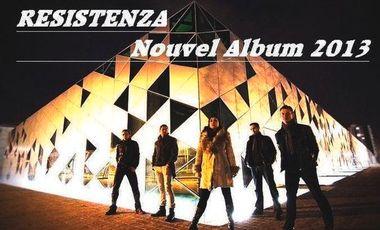 Visuel du projet Resistenza / Nouvel Album 2013