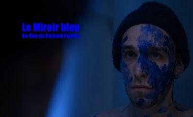 Visuel du projet Le Miroir  Bleu