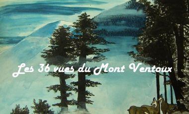 Visueel van project Les 36 vues du Mont Ventoux
