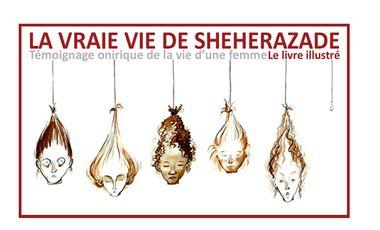 Visuel du projet La vraie vie de Shéhérazade