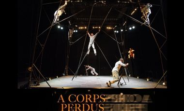 Project visual A Corps Perdus