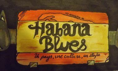 Visuel du projet HABANA BLUES