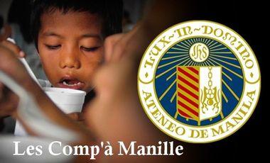 Project visual Les Compagnons à Manille