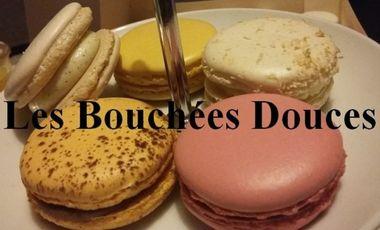 Project visual Les Bouchées Douces