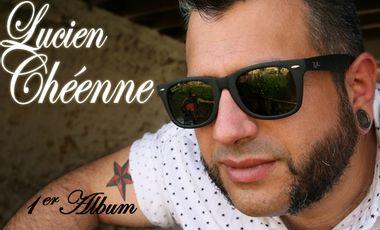 Project visual Lucien Chéenne // Premier Album#2016