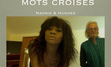 Visueel van project MOTS CROISES DIALOGUES PERDUS.... CD Naomie+ Hughes
