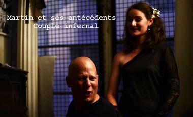 Project visual Martin et ses antécédents: Couple infernal