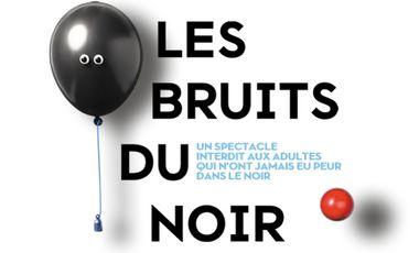 Project visual Les Bruits du Noir à Avignon