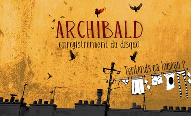 Visueel van project Archibald - Premier Album