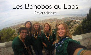 Visuel du projet Les Bonobos au Laos