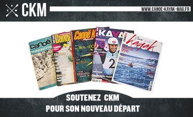 Project visual Un nouveau départ pour CKM