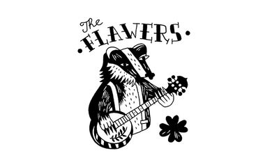Visueel van project THE FLAWERS - Premier album !