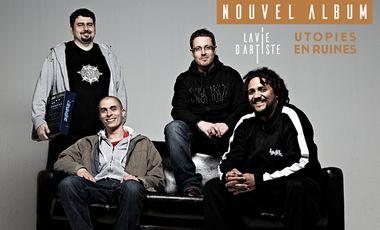 Project visual La Vie d'Artiste - Nouvel album !
