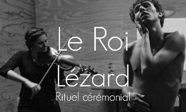 Visueel van project Le Roi Lézard