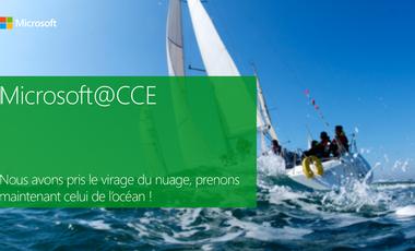 Visuel du projet Microsoft x EDHEC à la Course Croisière