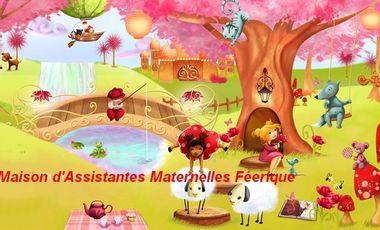 Visueel van project Maison d'Assistantes Maternelles féerique