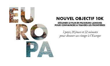 Project visual EUROPA