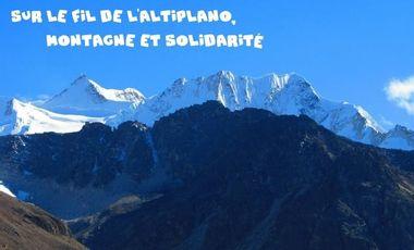 Project visual Sur le fil de l'Altiplano