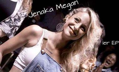 Visueel van project Jenaka Megan - Mon 1er EP