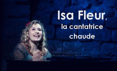 Visueel van project Isa Fleur, la cantatrice chaude... à Avignon !
